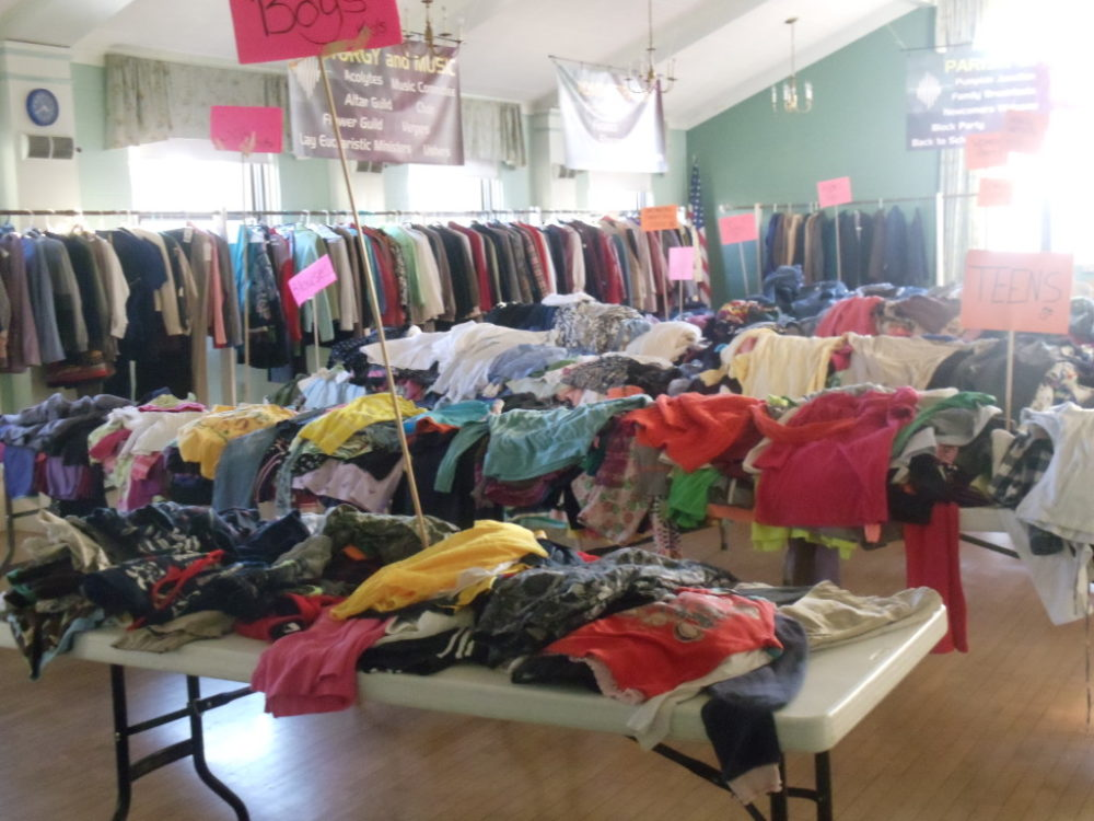 The Rummage Sale is Back!