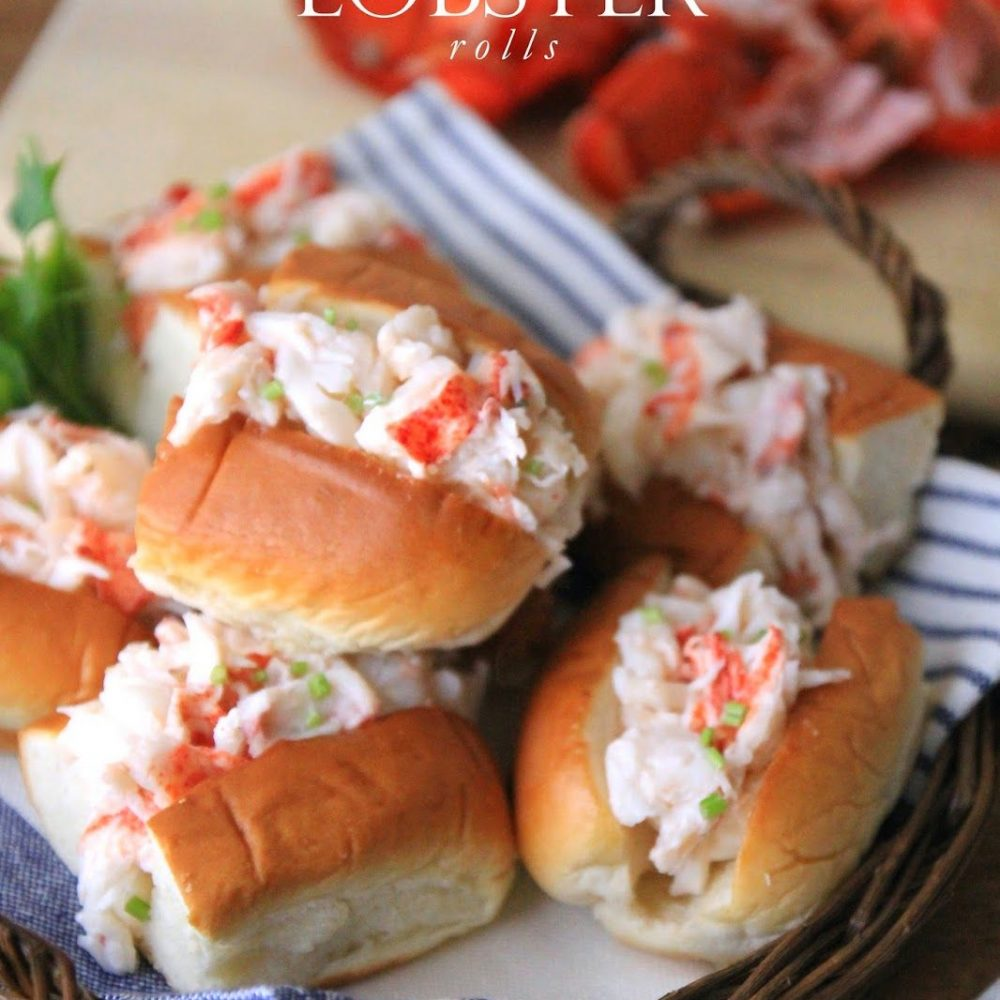 Lobster Roll Fridays